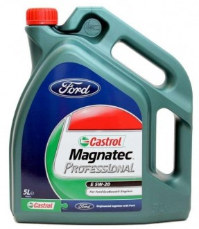 "Масло моторное ""FORD Castrol Magnatec Professional E 5W-20"", 5л"