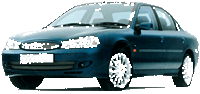 FORD MONDEO 2 1996-2000